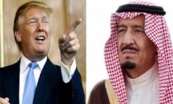 """ترامب يتجاوز كل خطوط الوقاحة والابتزاز الحمراء عندما يطالب دول الخليج بتمويل """"مناطق آمنة"""" في سورية واليمن"""