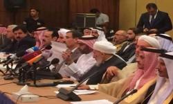 مؤتمر السنة ينقسم بين بغداد وأربيل… والسعودية تدعمه بـ 140 مليون دولار