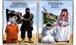 ذي صن: السعودية تستغل الدين لتبرير احكامها الجائرة والقضاء مسيّس وغير نزيه