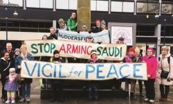 مسيرات احتجاج في مدن بريطانية ضد السعودية