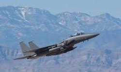 الدفاع اليمني يسقط ثاني طائرة F15 للعدوان السعودي