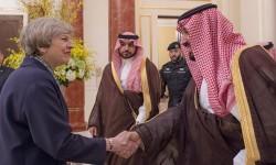 اتهام رئيسة وزراء بريطانيا بالتستر على تقرير يدين السعودية بدعم التطرف