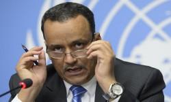 """""""ولد الشيخ"""" يُقر بفشل التحالف السعودي عسكريا"""