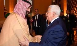 """محمود عباس يكشف عن الشخصية الاكثر تأثيرا على """"بن سلمان"""""""