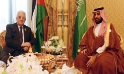 بن سلمان دعم ضغوط واشنطن على عباس للتخلي عن القدس