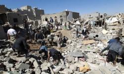 نيويورك تايمز: السعودية لم تحقق في اليمن سوى الدمار وقتل المدنيين