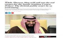 """الاندبندنت: الشعب البريطاني تقشعر أبدانه عند السماع باسم """"بن سلمان"""" وهذا هو السبب؟"""