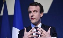 الرئيس الفرنسي يدعو السعودية الى وقف تمويل الارهاب