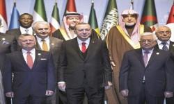 الرياض وأبوظبي تضغطان على أبو مازن لوقف تعاونه مع الملك عبدالله وأردوغان