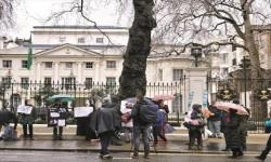 السعودية توبخ الجبير وسفيرها في بريطانيا