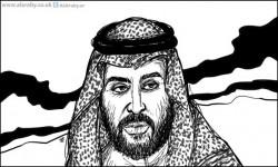 بالصور .. بن سلمان ولي عهد حفلات الرقص والغناء
