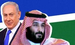 """تل أبيب: وليّ العهد السعوديّ وسفير الإمارات بواشنطن يعملان مع طاقم """"خطّة القرن"""""""