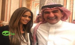 ابن سلمان استضاف عارضة أزياء في حفل إطلاق مشروع 'نيوم'