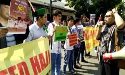 احتجاجات بنيودلهي وجاكرتا ضد تسييس السعودية للحج