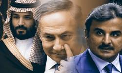 الأزمة الخليجية.. سباق بين الرياض والدوحة لكسب الود الإسرائيلي