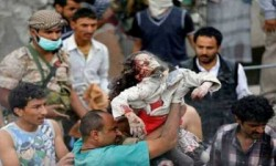 الأمم المتحدة تتخذ اجراءات لإدراج التحالف العربي بقيادة الرياض على قائمتها السوداء لمنتهكي حقوق الأطفال على خلفية حربه في اليمن