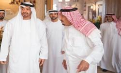 هل يتحضر آل نهيان لوراثة آل سعود؟