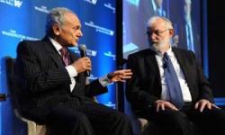 """""""منتدى السياسة الإسرائيليّة"""" بنيويورك يُنظّم مؤتمرًا تطبيعيًا بمُشاركة تركي الفيصل والكاتب السعوديّ نواف العبيد ورئيس الموساد الأسبق .."""