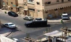 القوات السعودية تعتقل عددا من المواطنين في بلدة العوامية