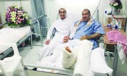"""""""ريبريف"""": زيارة علي النمر لوالده في المستشفى لصرف الانتباه عن الاستخدام غير القانوني لعقوبة الإعدام"""