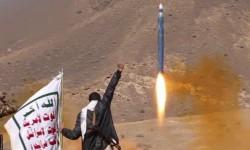 القوة الصاروخية باليمن تعلن استهداف مطار الملك خالد الدولي في الرياض بصاروخ باليستي