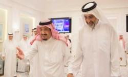 """السعوديّة تُنشِئ """"غرفة عمليّات"""" للمُعارضة القطريّة برئاسة الشيخ عبد الله بن علي آل ثاني في الرّياض"""