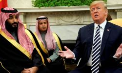 إدارة ترامب وراء طيش ورعونة ابن سلمان