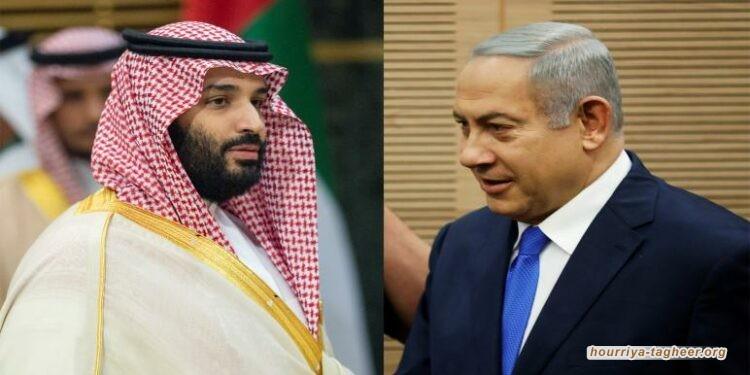 مصادر: لقاء سري جمع نتنياهو وبن سلمان في أبو ظبي
