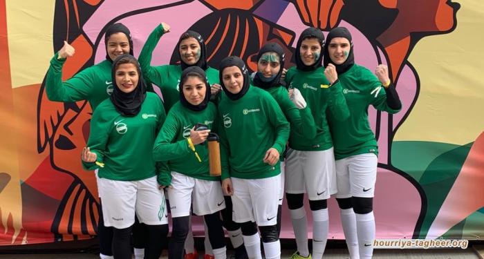 انطلاق أول دوري لكرة القدم النسائية في المملكة
