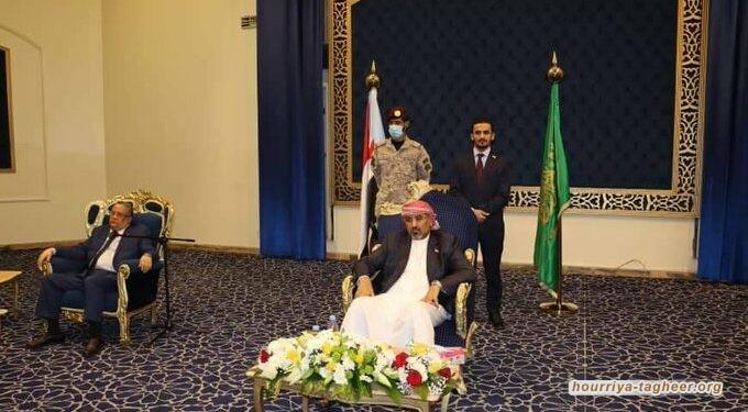 """طعنة للحكومة اليمنية: رفع علم """"الانفصاليين"""" في السعودية"""