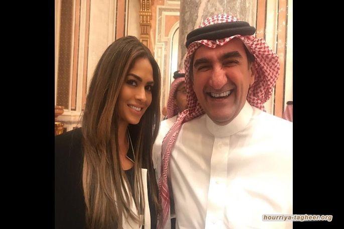 """صحيفة أمريكية تكشف: هكذا ربحت """"كارلا"""" صديقة كيم كارديشيان نفوذها بصندوق ابن سلمان السيادي"""