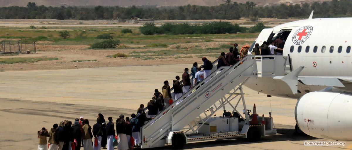 أنصار الله يعلنون استعدادهم لصفقة تبادل أسرى جديدة مع التحالف و حكومة هادي