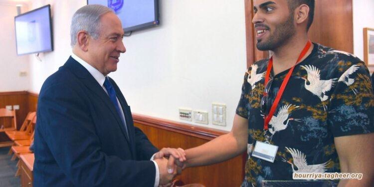 """نتنياهو ينعى والد صديقه المطبع """"سعود"""""""