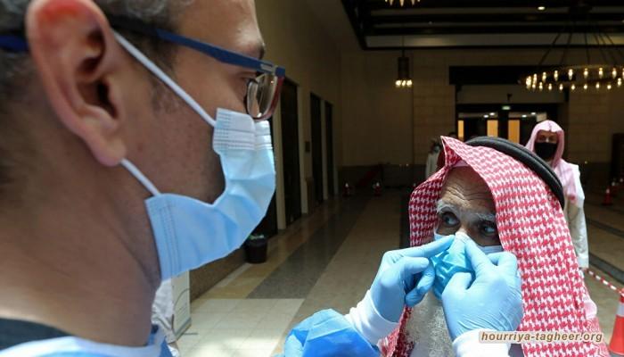 2671 إصابة و42 وفاة جديدة بكورونا مملكة آل سعود