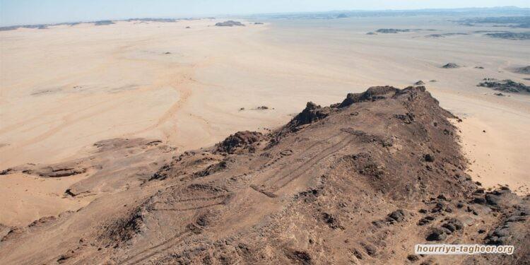 اكتشاف هياكل حجرية غامضة في السعودية عمرها 7 آلاف عام