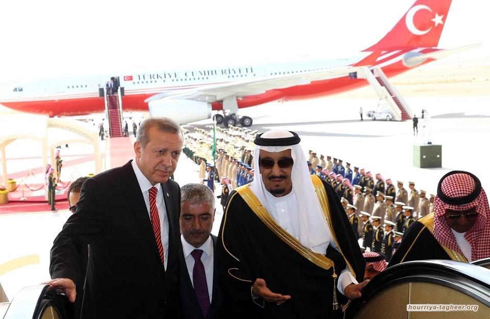 """وزير خارجية السعودية يتحدث عن علاقات """"طيبة"""" مع تركيا"""