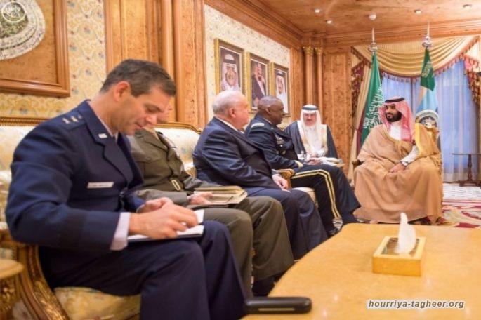 صفقات سلاح جديدة تلوح في الأفق.. وزير الحرب الأمريكي يهاتف ابن سلمان و يعده بتعزيز الدفاعات السعودية.