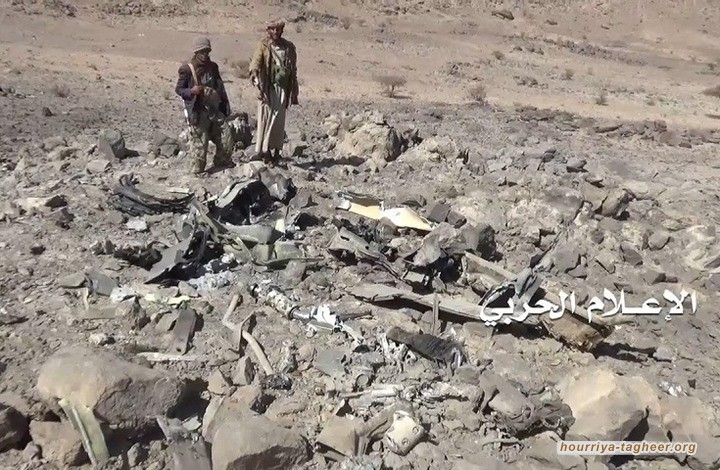 أنصار الله يؤكدون أسر طيار سعودي