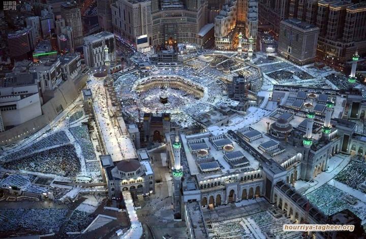 """""""ميدل إيست آي"""": قد يكون """"معظم"""" سكان مكة أصيبوا بكورونا"""