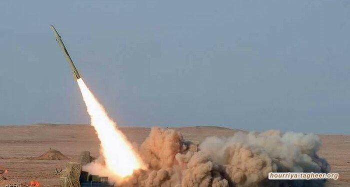 """قصف بالمسيرات والصواريخ على هدف """"حساس"""" في الرياض"""