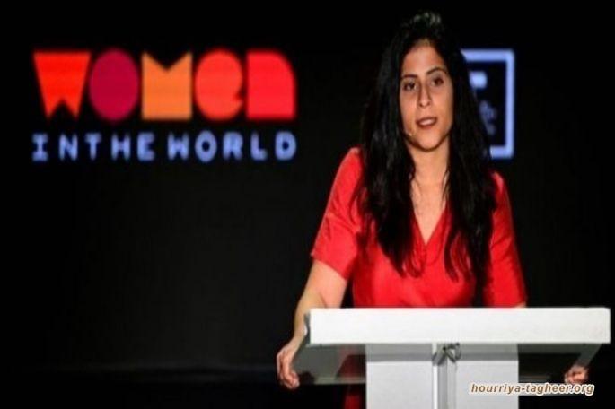 لينا الهذلول تطالب السعودية برفع حظر السفر عن أسر المعتقلين
