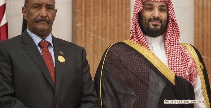 بن سلمان يدفع ملايين الدولارات نيابة عن السودان لتسريع التطبيع مع إسرائيل