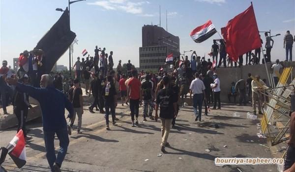 آل سعود وأمريكا فشلا في اقصاء الحشد الشعبي عن المشهد العراقي