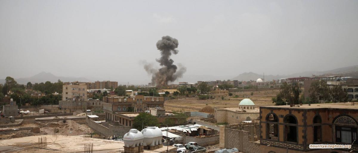 أنصار الله يتهمون آل سعود والإمارات بقصف 4 مدن يمنية