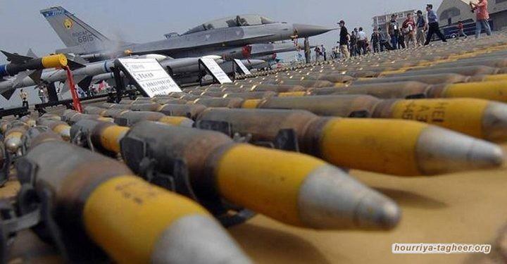 نظام آل سعود يسعى لشراء قنابل أميركية لاستخدامها في اليمن