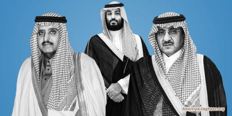 صحيفة أمريكية: أمراء معتقلون يتمردون على بن سلمان