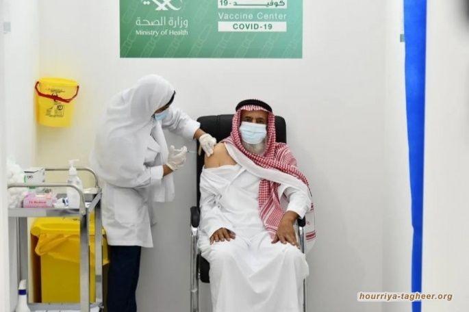 أجلت الجرعة الثانية.. السعودية تتوسع في تلقيح الجرعة الأولى ضد كورونا بعد تفشي الوباء في البلاد.