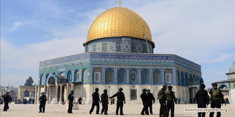 مؤسسة مقدسية تحذر من مؤامرة بن سلمان حول القدس