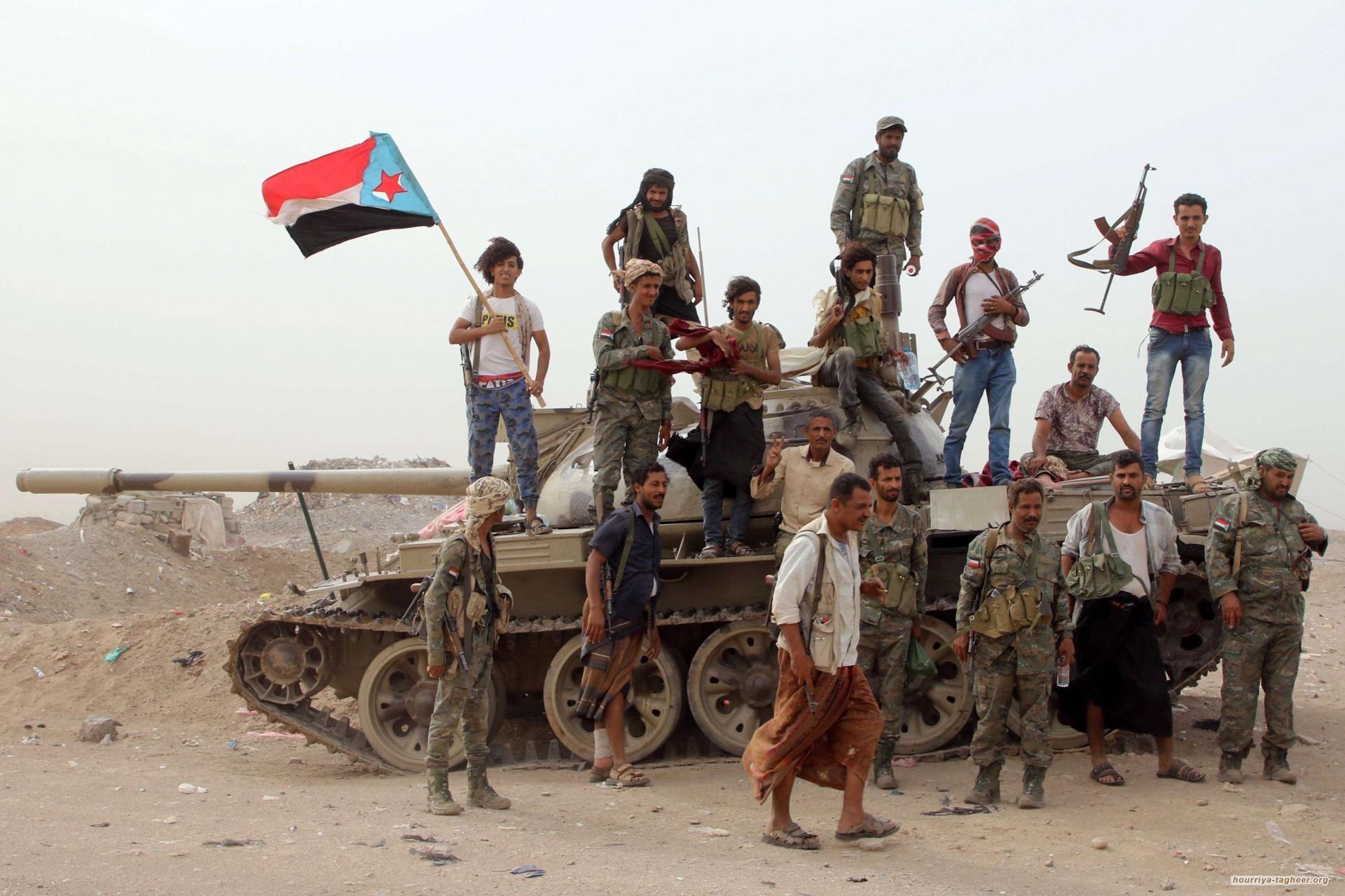 """السعودية تأمر قوات هادي بالانقضاض على """"الانتقالي"""" بسبب الخلاف مع الامارات"""