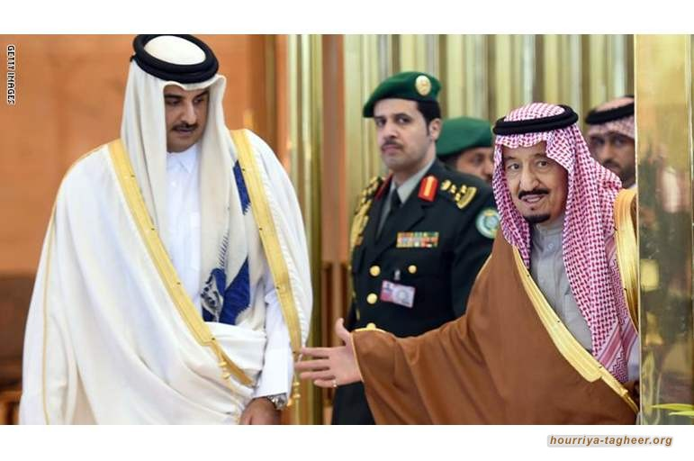 «رويترز» تكشف تفاصيل المفاوضات بين آل سعود وقطر وتفجر مفاجأة